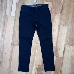 BANANA REPUBLIC Fulton Chino Skinny Fit 28x30